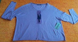 NEU Damen strick Jacke süß sehr fein mit Glitzer Steine Gr.38 in Lila von APRIORI