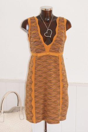 neu! DE 36 IT 42 MISSONI Kleid Softmerino Jersey Strickkleid Stiefelkleid SALE-FINALE