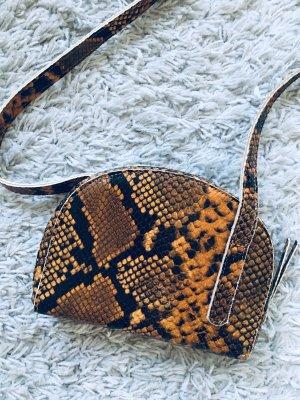 Fred de la bretoniere Mini sac multicolore cuir