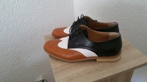 Heine Wingtip Shoes multicolored