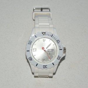 neu! DETOMASO CHRONOGRAPH QUARTZ WEISS DT29B Armbanduhr 5ATM Uhr Toptrend ~ toll als Weihnachtsgeschenk ❁❁jetzt alle Teile mega reduziert :-)