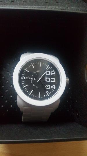 Diesel Watch white-black