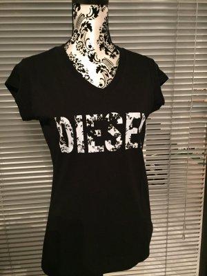 * Neu * DIESEL T-Shirt - Schwarz - Gr. S