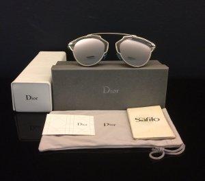 Dior Gafas de piloto color plata