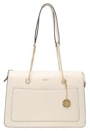 NEU: DKNY Handtasche ivory