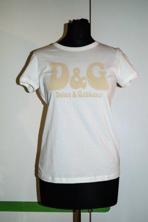 NEU - Dolce & Gabanna - Shirt mit Seidenrücken