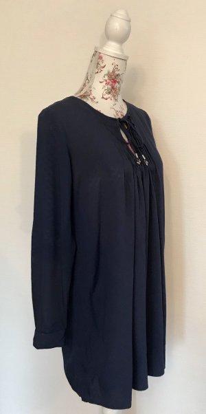 Neu - Dunkelblaues Kleid von Mango