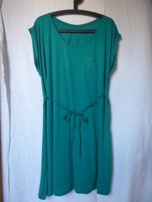 NEU: Dunkeltürkises Kleid von H&M