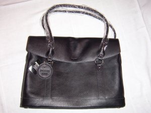 Picard Carry Bag black leather