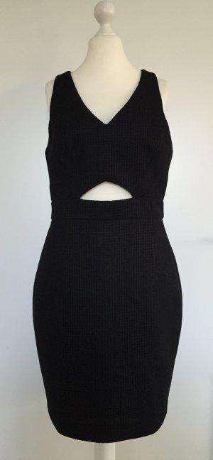 NEU: Edles Cutout-Kleid von Badgley Mischka, Gr. US 14 (NP 479,00 EUR)