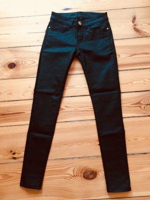 Neu einmal getragen | Hose schwarz Hallhuber | Gr. 32