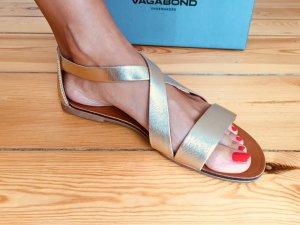 NEU einmal getragen | Sandalen Gold Vagabond Gr.38