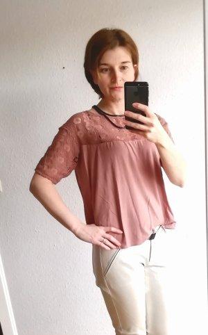 *NEU* Elegante Bluse mit Spitze
