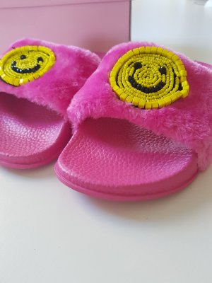 ++NEU ++ Ella Cruz Sliders Pink