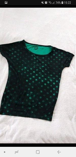Neu EMP grün schwarz Shirt