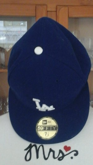 New Era Berretto da baseball blu-blu scuro