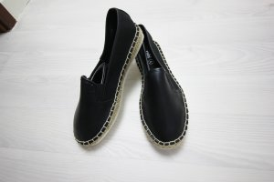 Slip-on Shoes white-black