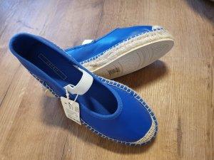 Neu Esprit Espadrilles in Blau Gr 36