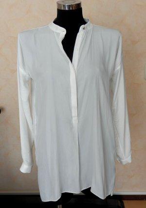 NEU ESPRIT Oversized Tunika Long-Bluse Blusenhemd Offwhite 32-36 59,99€