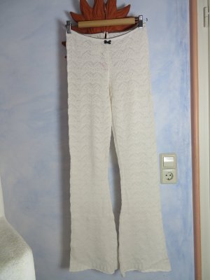 NEU + Etikett! Hochzeit - ODD MOLLY Festival Wear Neptune Cotton Leggings creme weiß 2/ 38 ungetragen!