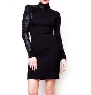 NEU + ETIKETT  Kleid a la Game of Thrones schwarzes elegantes EYECATCHER DRESS