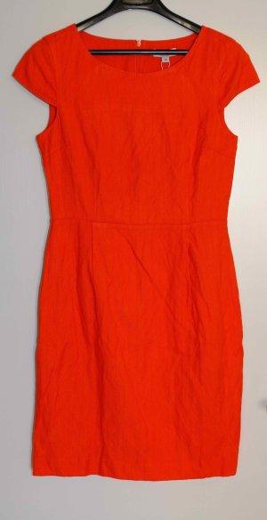 NEU Etui Kleid von sOliver Etuikleid rot, Gr 34