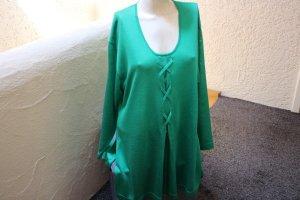 #NEU, #Feinstrickpulli, #Apart, Gr. 40/42, smaragdgrün