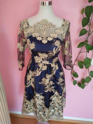 NEU, Festliches Kleid für Silvester/Party/Abschluss/Hochzeit (Box 9)