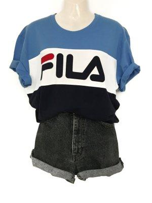 NEU Fila T Shirt Urban Retro Look Street Style Oversize Sport