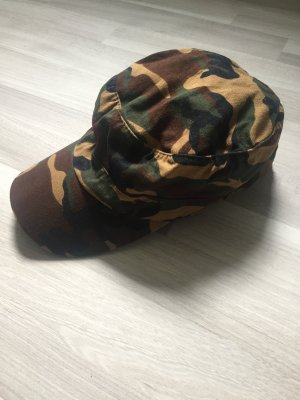 NEU FlexFit ++ Sommer TruckerCap + only replay BaseballKappe Camouflage new era