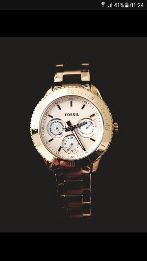 Neu Fossil Damen Uhr Metal Rose Gold ES2859 Neu  120,00 € Statt 139,00 €