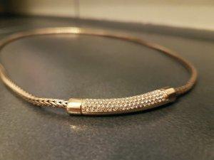 "Neu! Fossil ""JA6753791"" Damenkette 》roségold 》45 cm"