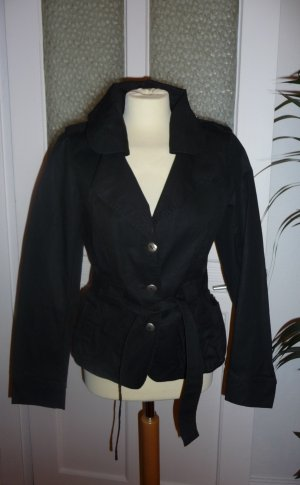 Neu Freeman T Porter Jacke schwarz Größe L Modell Garner
