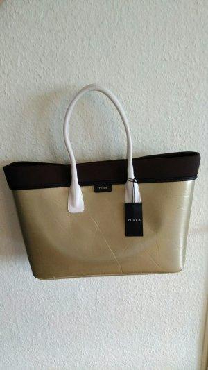 neu FURLA Shopper XL neu UVP 198