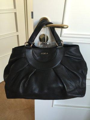 NEU: Furla Tasche Leder schwarz