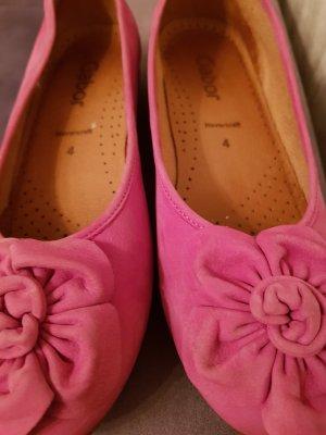 Gabor Ballerines rose cuir