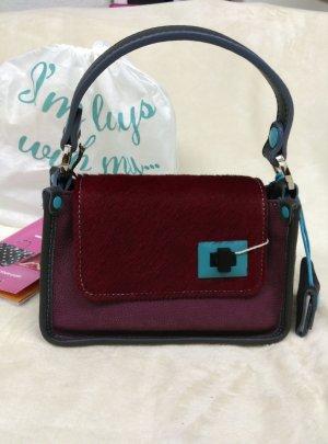 Neu. Gabs Leder Clutch Handtasche Mini Bag Abendtasche NP:139€