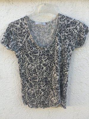 Neu: gemustertes Shirt