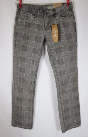 Pantalón de cinco bolsillos multicolor Algodón