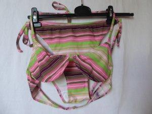 NEU: Gestreifter Bügel-Bikini