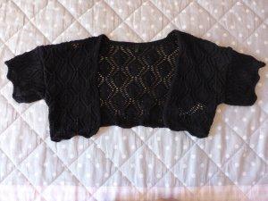 Benetton Knitted Bolero black