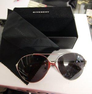 NEU Givenchy Designer Sonnenbrille Pilotenbrille mit Box & Tuch