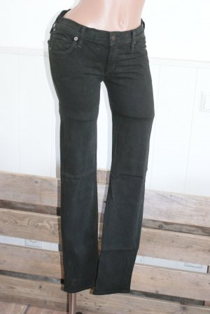 neu! Größe 29 CITIZENS OF HUMANITY ~ AVEDON Skinny Jeans DGrün Stretch Hose 259,-