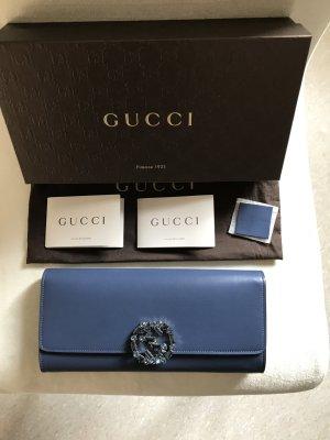 Gucci Clutch veelkleurig Leer
