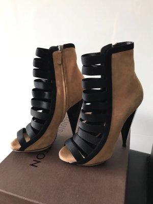 NEU Gucci Olimpia Bootie High Heels ungetragen