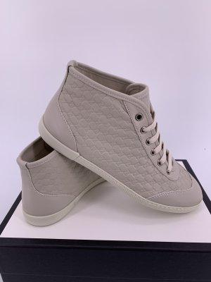 Neu Gucci Sneaker Leder Gr-36,5