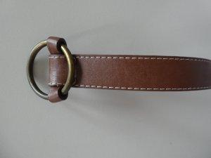NEU - Gürtel, dunkelbraun, Gesamtlänge: ca. 110cm