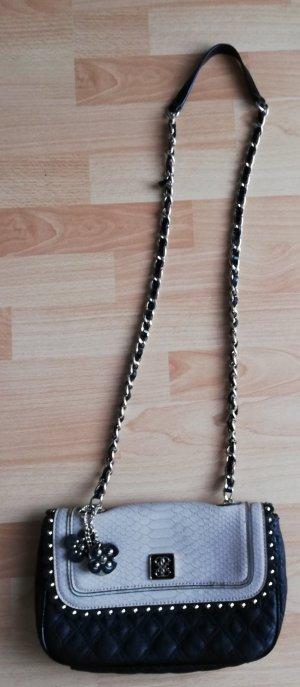 NEU Guess Crossbody Bag Handtasche schwarz/ beige