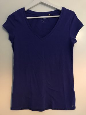 NEU Guess T-Shirt Perfect Tee (Größe M) blau lila