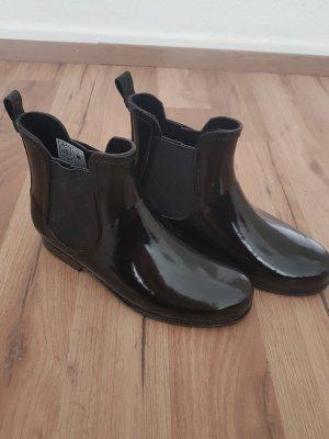 Anna Field Wellington laarzen zwart